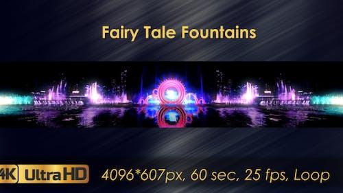 Fairy Tale Fountains