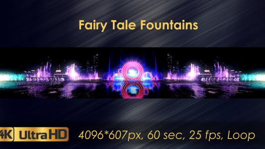 Cover Image for Fairy Tale Fountains