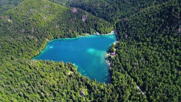 Thumbnail for Lake Lago Di Fusine Superiore Italy Alps