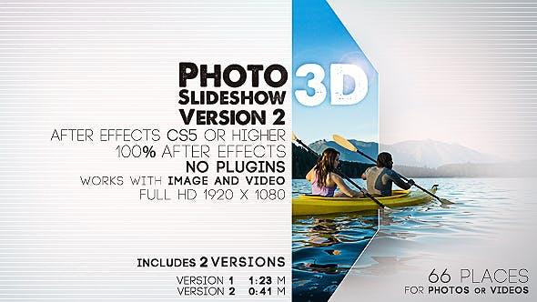 Thumbnail for Photo Slideshow 3D Version 2