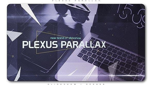 Thumbnail for Plexus Parallax Slideshow | Opener