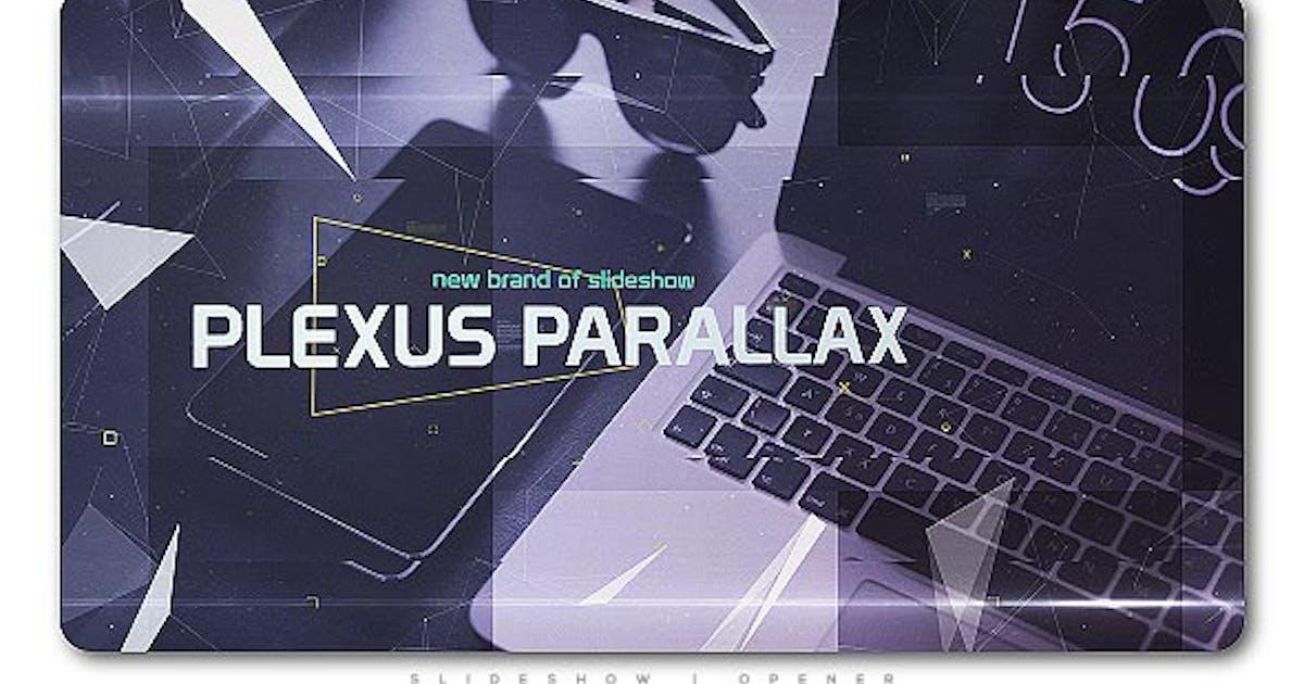 Download Plexus Parallax Slideshow | Opener by TranSMaxX