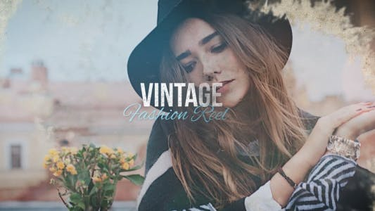 Thumbnail for Vintage Fashion Reel