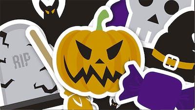 Halloween Transitions