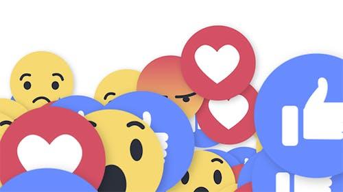 Transitions en direct sur Facebook