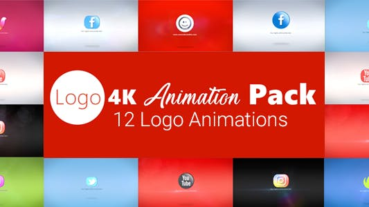 Thumbnail for Logo 4K Animation Pack