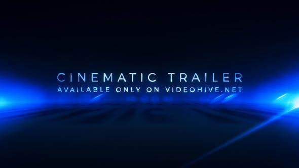 Cover Image for Cinematic Trailer Titles | Media Opener