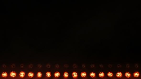 Thumbnail for Floodlights Shining Brightly