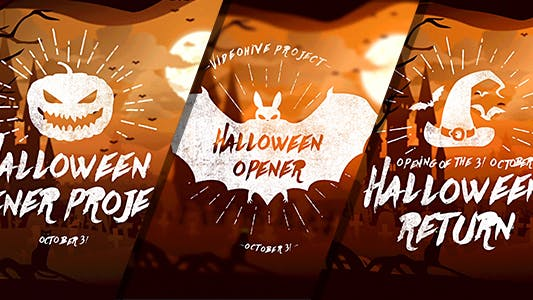 Thumbnail for Halloween Opener Project