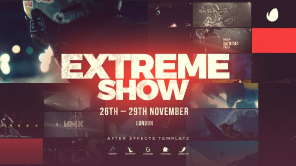 Thumbnail for Extreme Show // Sport Event Promo