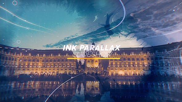 Cover Image for Ink Parallax Slide