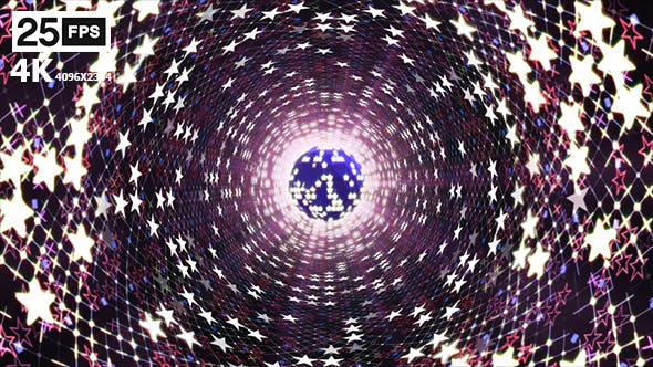 Thumbnail for Dancing Tunnel 05 4K