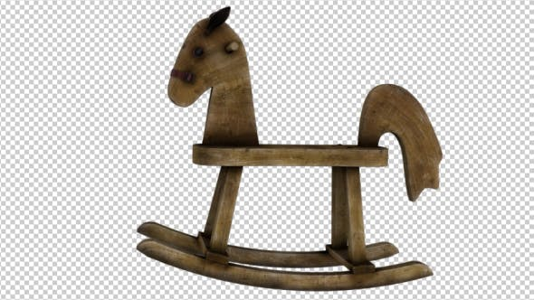 Thumbnail for Old Toy Horse