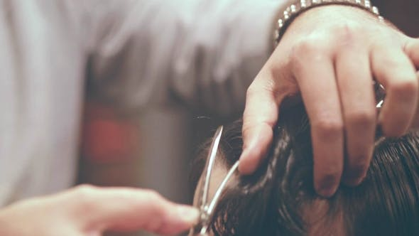 Hairstyle Man Hairdressing Tools Male Hairstyle Hairstyling Male
