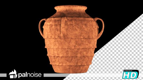 Archeology Jar Pot