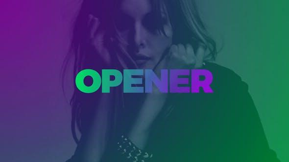 Thumbnail for Fashion Opener | Dynamic Promo