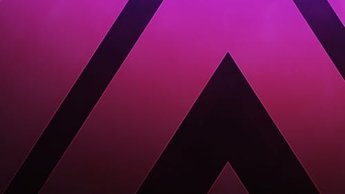 High Definition CGI Motion Backgrounds Ideal for Editing Pink Arrows Moving