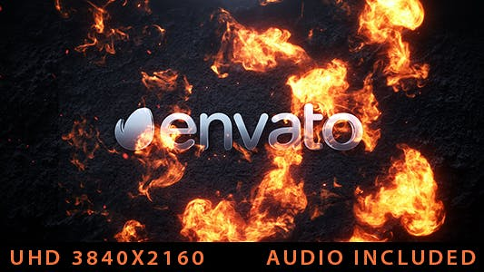 Cover Image for Cinematic Fire Logo