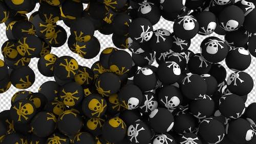 Skull Ball Transition