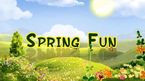 Frühlingsspaß