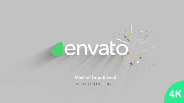 Cover Image for Minimal Logo Reveal