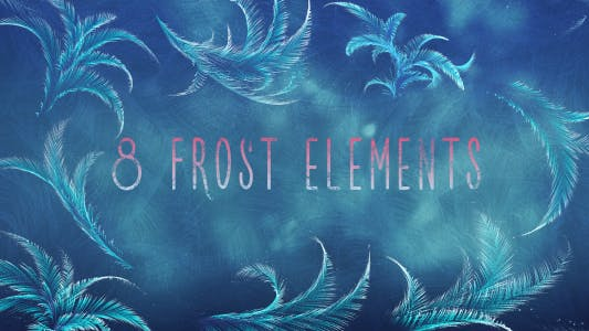 Thumbnail for Winter Frost Elements