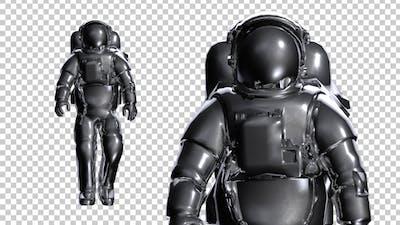 Silver - Astronaut