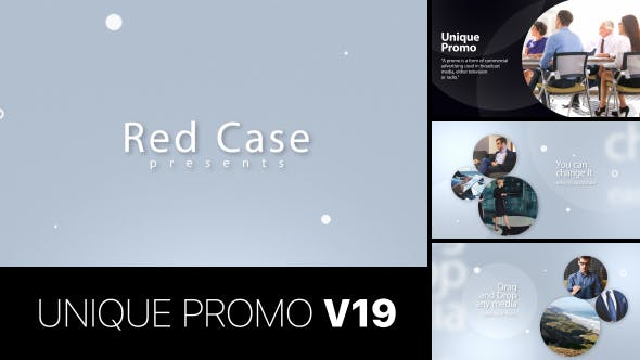 Thumbnail for Unique Promo v19 | Corporate Presentation