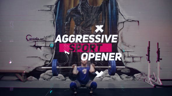 Thumbnail for Aggressive Sport Opener