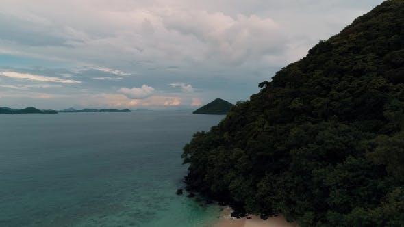 Thumbnail for Thailand Coral Island Drone Shot