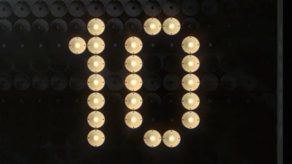 Thumbnail for Fashion Lights Countdown