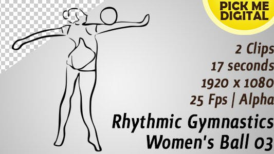 Cover Image for Rhythmic Gymnastics Womens Ball 03