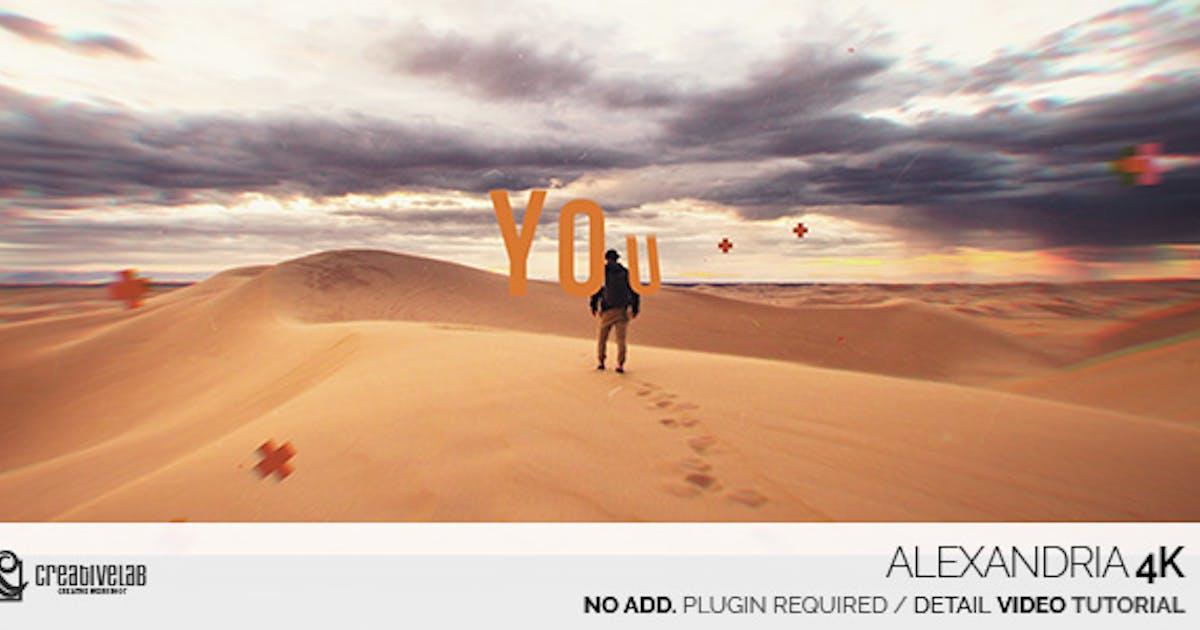 Download Alexandria 4K by creativelab