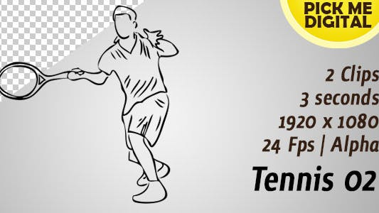 Thumbnail for Tennis 02