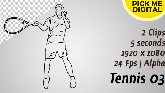 Thumbnail for Tennis 03