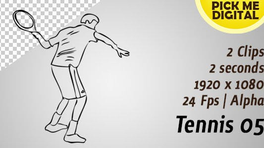 Thumbnail for Tennis 05
