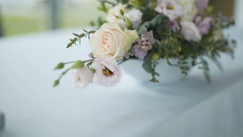 Wedding Bouquet - Wedding Preparations