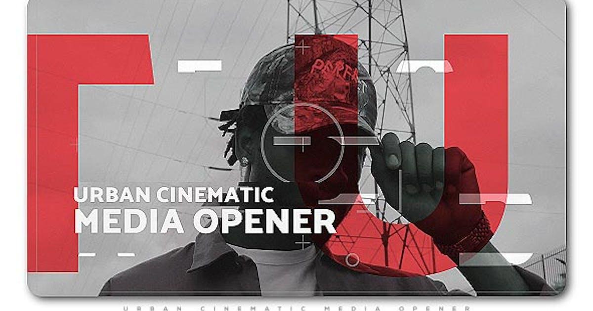 Download Urban Cinematic Media Opener by TranSMaxX