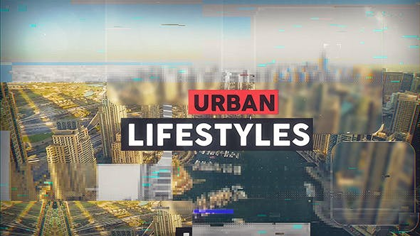 Thumbnail for Urban Lifestyles Production Reel
