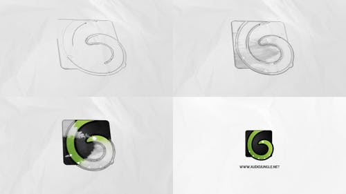 Logo Reveal  Ink