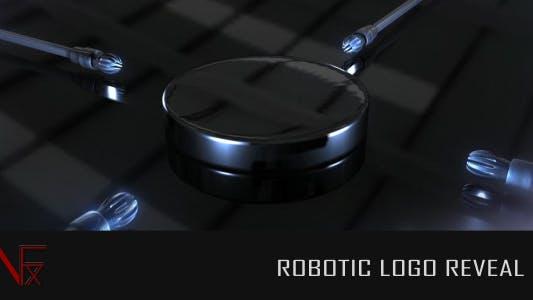 Cover Image for Revelar el Logo Robótica