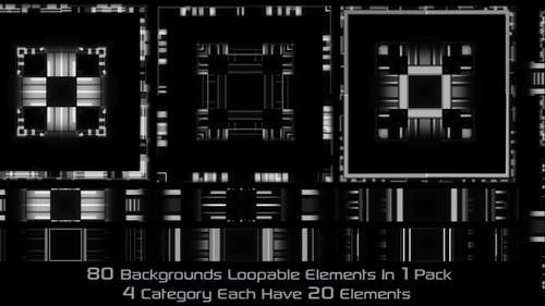 Background Designs Elements Pack 01