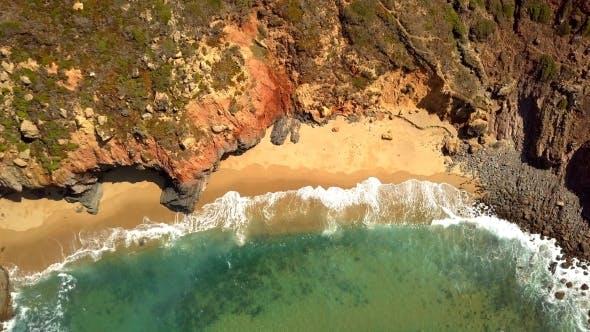 Thumbnail for Aerial Shot of Tropical Coast