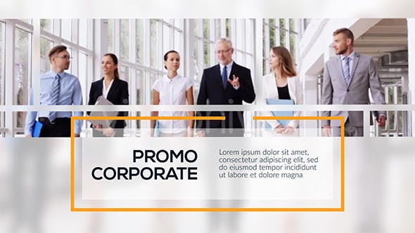 Thumbnail for Corporate Lines - Business Presentation