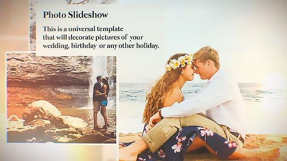 Thumbnail for Elegant Photo Slideshow
