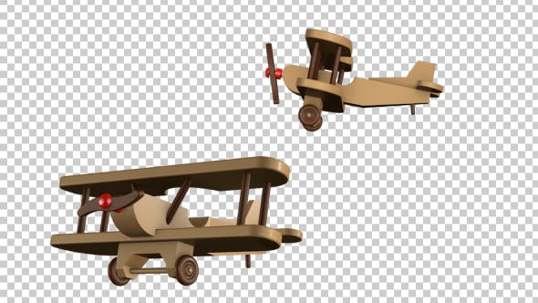 Thumbnail for Flying Toy Plane