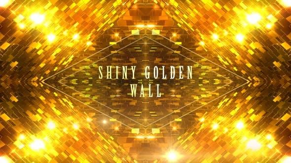 Thumbnail for Shiny Golden Wall