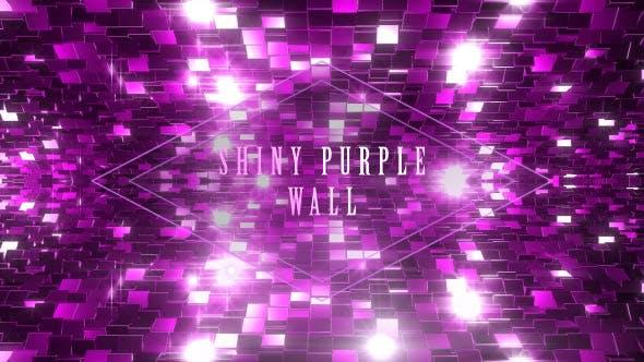Thumbnail for Shiny Purple Wall