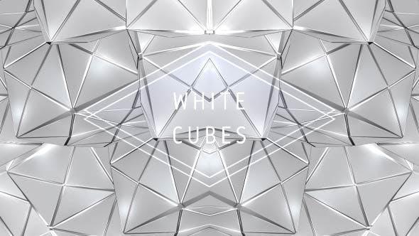 Thumbnail for White Cubes
