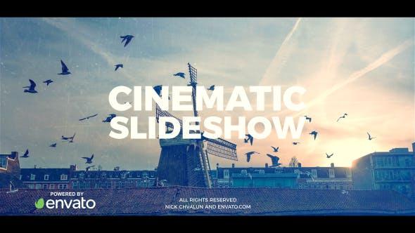 Thumbnail for Cinematic Slideshow